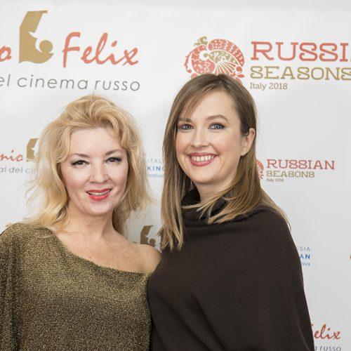 1 Svetlana Sinyavskaya + Anastasia LomovtsevaЛомовцева