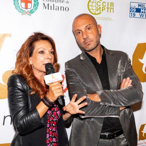 Fiorella Felisatti speaker di radio italia 2