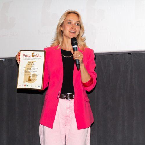 Giulia Diachenko blogger