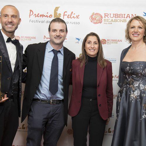 Max Nardari + Simone Sollazzo + Monica Forte + Uliana Kovaleva