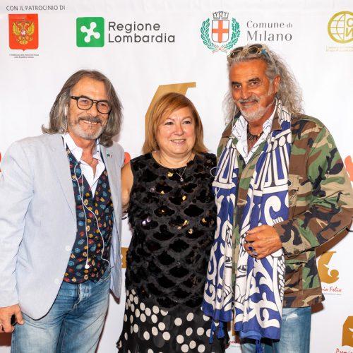 Rodolfo Maria Gordini tenore e Rossella Bezzecchi