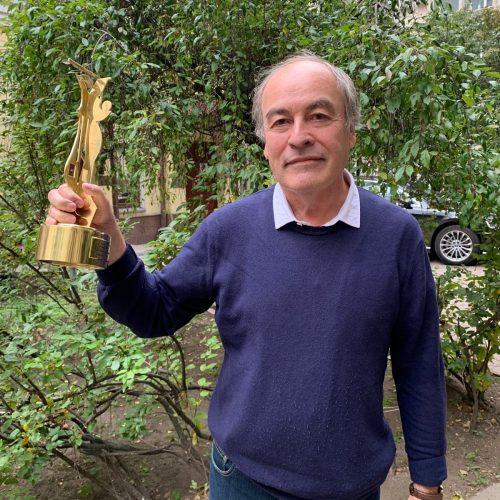 Vladimir Eisner regista film Rigert